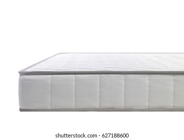 mattress isolated white background