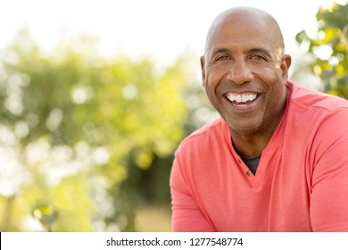 Mature African American
