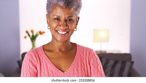 Black grandma mature