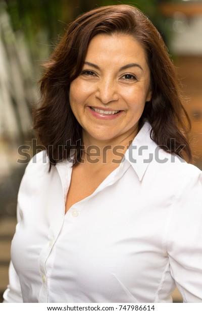 Mature latin wife