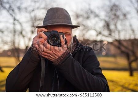 Mature photographic image