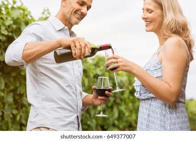 Drunk lover mature