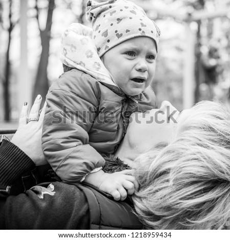 Granny äiti ja poika suku puoli