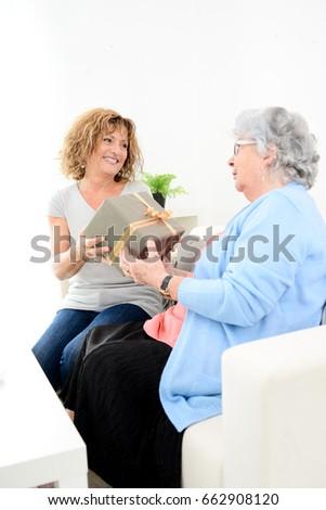 gift for elderly woman