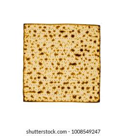 Matzah used during the Jewish Passover holidays