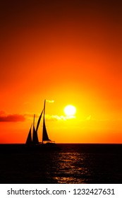 Maui Hawaii sailboat