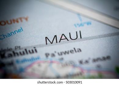 Maui. Hawaii. USA