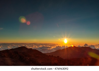 Maui Sunrise on Haleakala