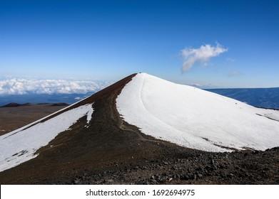 Mauna Kea summit- Big Island, Hawaii