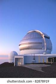 Mauna Kea Telescope Hawaii