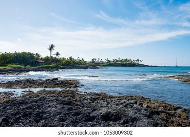 Mauna Lani Bay Big Island Hawaii