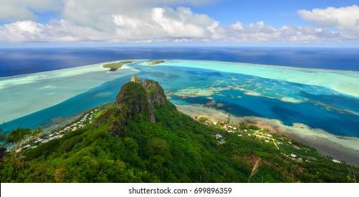 Maupiti, Tahiti paradise