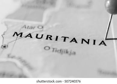 Mauritania.