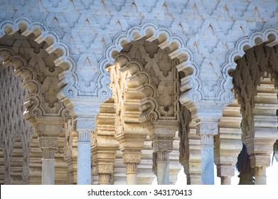 Mauritanian columns