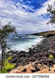 Mauritius beach view