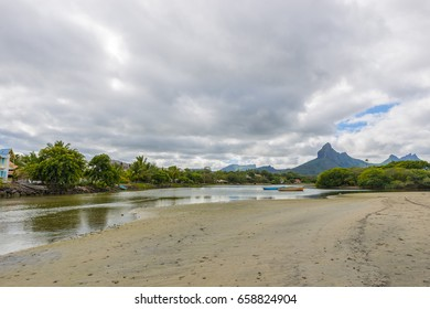 Mauritius Island - Tamarin Beach in Black River Gorge