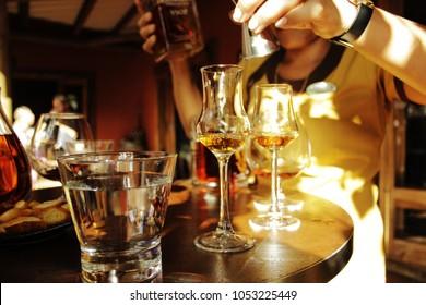 mauritius rum tasting
