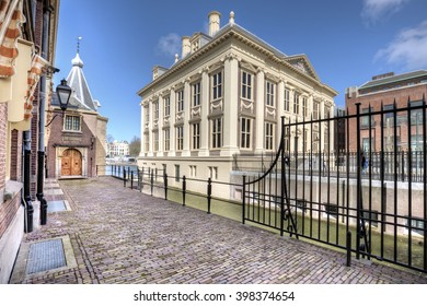 Mauritshuis museum at The Hague, Netherlands