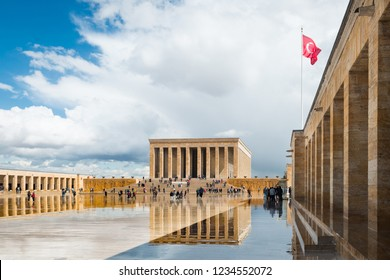 Mausoleum of Ataturk (Anitkabir) - Ankara, Turkey
