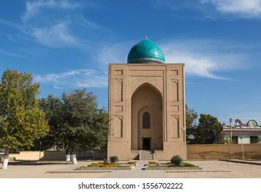 The mausoleum of Bibi Khanum in Samarkand, Uzbekistan