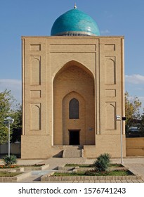 Mausoleum of Bibi-Khonym in the uzbek city Samarkand