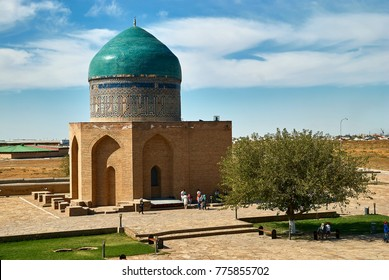 Mausoleum of Khoja Ahmed Yasawi, Turkestan, Kazakhstan