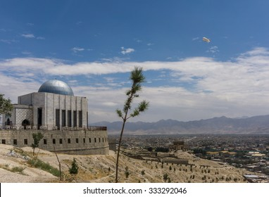 mausoleum of king nadir shah ghazi kabul