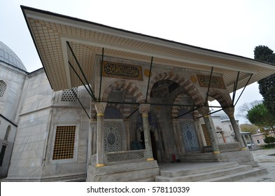Mausoleums of Ottoman Sultans in Istanbul