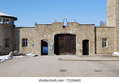 Mauthausen, death camp