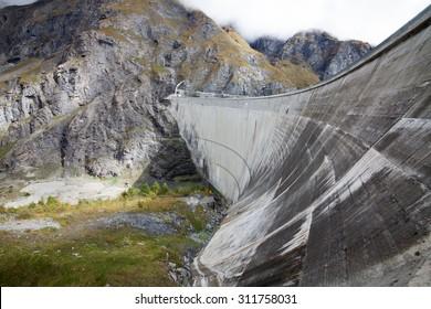 Mauvoisin dam, Switzerland