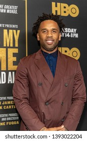 "Maverick Carter attends HBO's ""What's My Name: Muhammad Ali"" Documentary Los Angeles Premiere - Arrivals at Regal Cinemas LA LIVE 14, Los Angeles, CA on May 8, 2019"