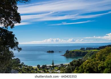 Mawhitipana Bay, Hauraki Gulf, Waiheke Island, New Zealand