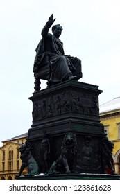 Max Joseph statue, Munich, Germany