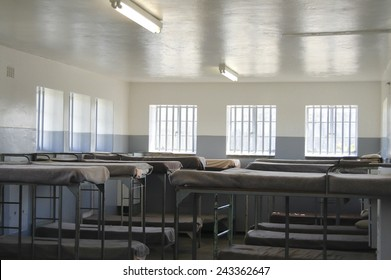 Maximum Security Prison on Robben Island - Cape Town - South Africa