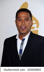 Maxwell at The GRAMMY Nominations Concert Live!, Club Nokia, Los Angeles, CA.  12-02-09