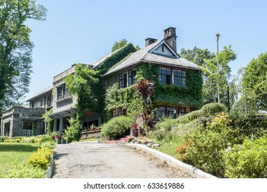 May 02,2017. Morgan House Tourist Lodge, previously a heritage house, is a horrifying chalet in the tiny hill station of Kalimpong in West Bengal,India.  It was built in 1930's by George Morgan.