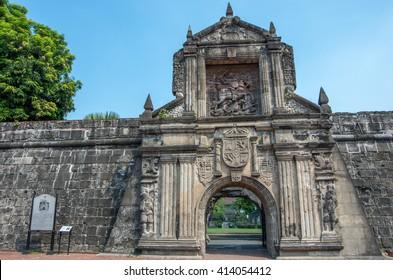 May 1, 2016 Fort Santiego Intramuros, Manila, Philippines