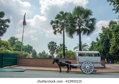 May 1, 2016 Intramuros Manile Philippines