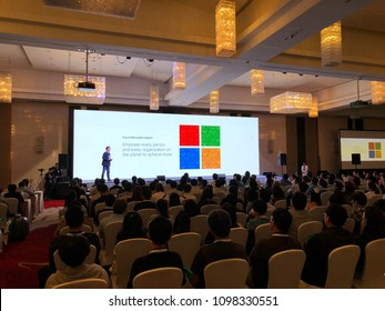 May 25, 2018 Bangkok Microsoft Azure Summit. An event Showcasing of Microsoft Azure integration with AI and IoT. Microsoft Azure can implement immediately, work seamlessly with existing infrastructure