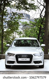 May 29th 2011, Audi A6 press launch in tophane-i amire building istanbul