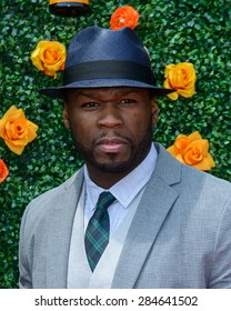 May 30, 2015 - Jersey City, NJ, USA - 50 Cent aka Curtis Jackson attends the 8th Annual Veuve Clicquot Polo Classic in Liberty State Park
