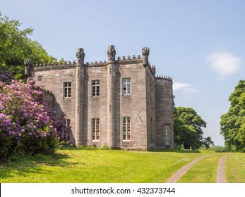 May 5th 2016, Rudyard, Leek, Shropshire, UK. Garde II listed Cliffe park Hall, Rudyard Lake, Leek, Shropshire, UK
