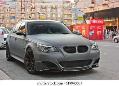 Matte Grey Car >> Matte Gray Car Stock Photos Images Photography Shutterstock