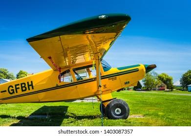 Propeller-driven Aircraft Images, Stock Photos & Vectors