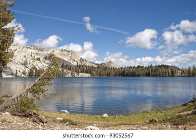 May Lake in Yosemite National Park