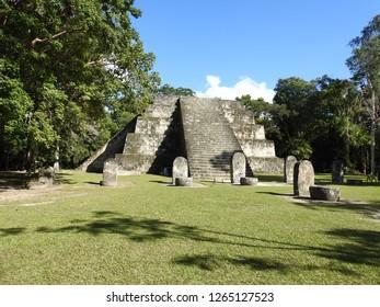 Maya Ruin at Copan Honduras
