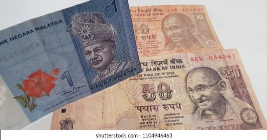 Malaysian currency to india