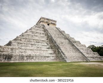 Mayan Ruin, Chichen Itza Mexico