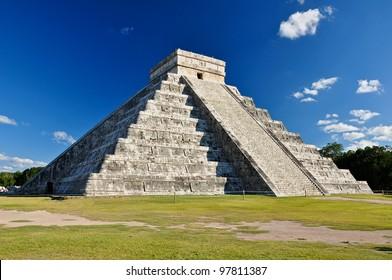 Mayan Ruin - Chichen Itza Mexico