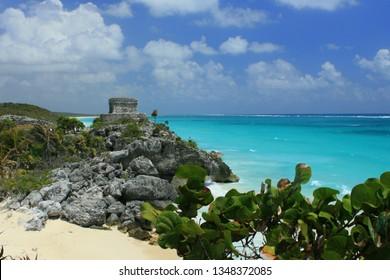 Mayan Ruin -Tulum in Mexico